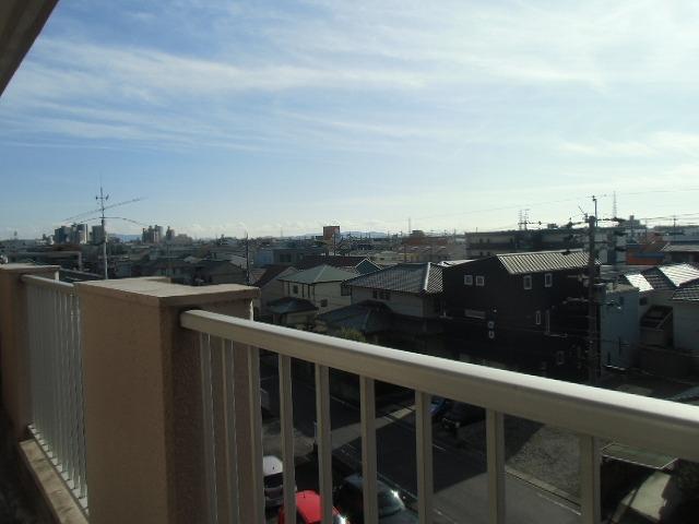 サンライト東刈谷 C406号室の景色