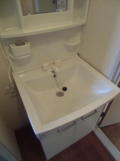 サンライト東刈谷 C406号室の洗面所