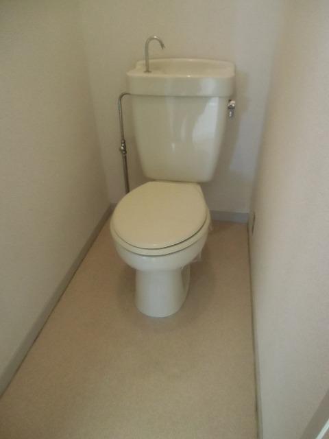 サンライト東刈谷 C406号室のトイレ