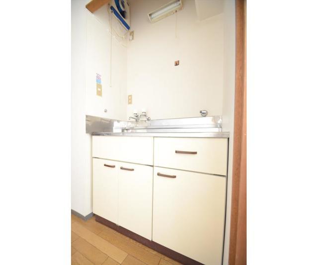 スカイブルー80 202号室の風呂