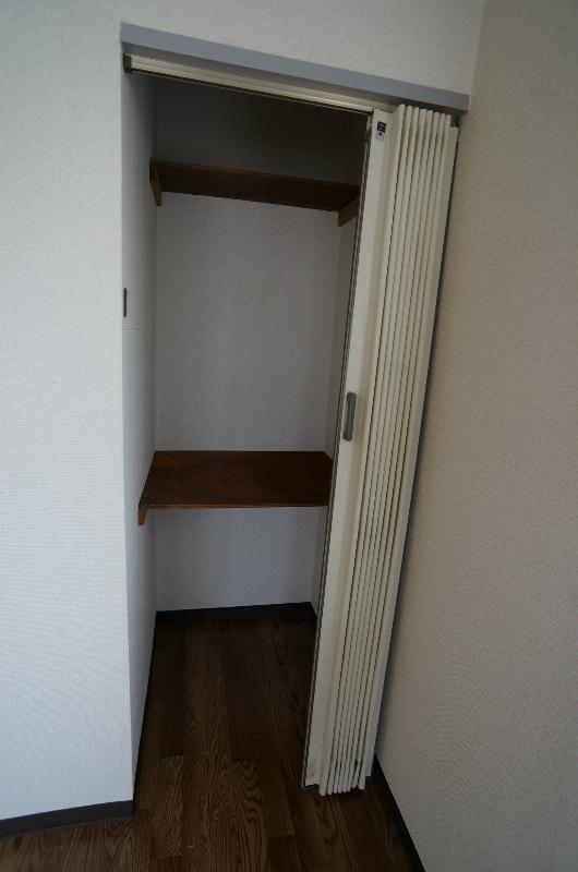 ひかりマンション 308号室の収納