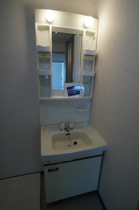 ひかりマンション 308号室の洗面所