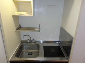 フローラ砂口 1階 103号室のキッチン