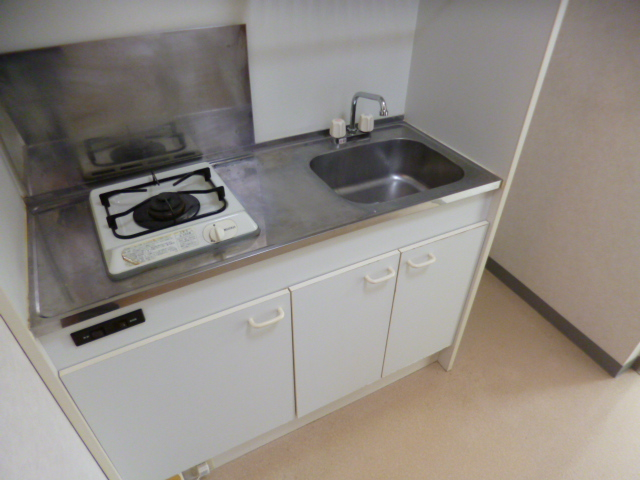 パークスクエア 103号室のキッチン