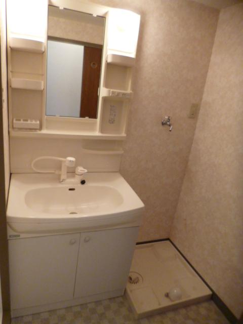 パークスクエア 103号室の洗面所