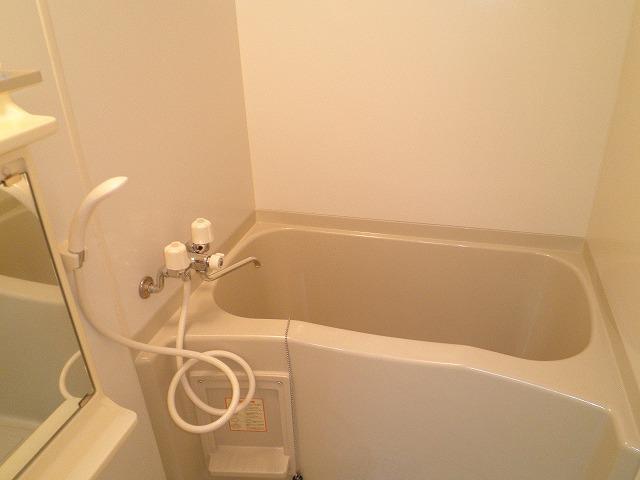 野中第6マンション 205号室の風呂