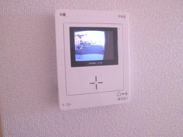 聖(ひじり) 03010号室のセキュリティ