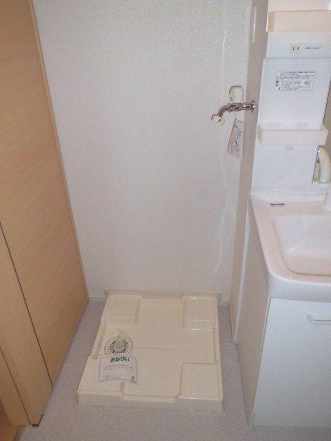 聖(ひじり) 03010号室の洗面所