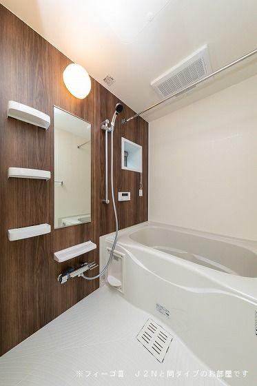 ソレイユ.イー 02010号室の風呂