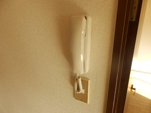 スカイコートウスイ 405号室のセキュリティ