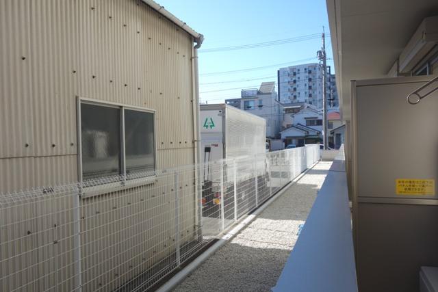 Lumiere Maruju 102号室の景色