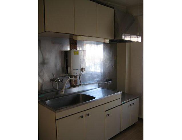 グランドハイツⅠ 302号室のキッチン