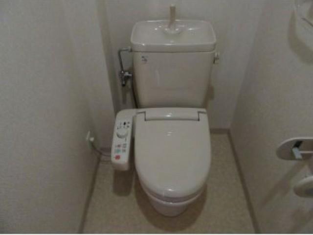 ネオステージ四ツ池公園 302号室のトイレ