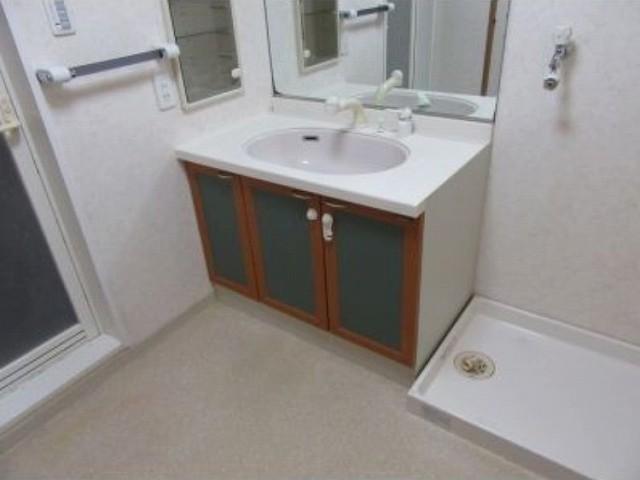ネオステージ四ツ池公園 302号室の洗面所