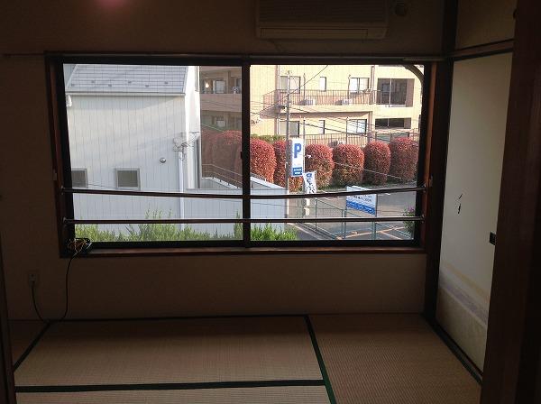 アイビーハウス 203号室の景色