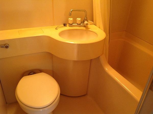 アイビーハウス 203号室の洗面所