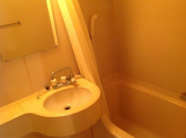 アイビーハウス 203号室の風呂