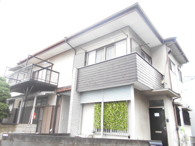 加藤荘の外観