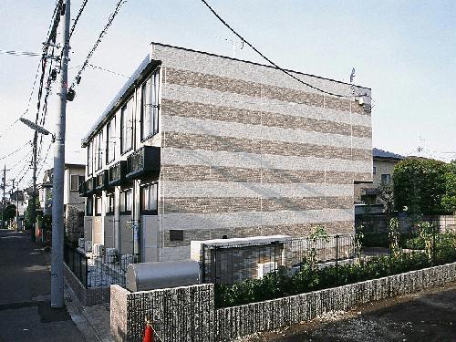 レオパレスカーサ19 102号室の外観