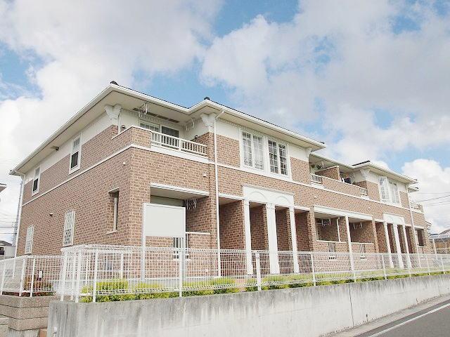 プロムナード弐番館の外観