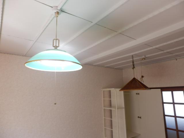 ミドリ荘 8号室の設備