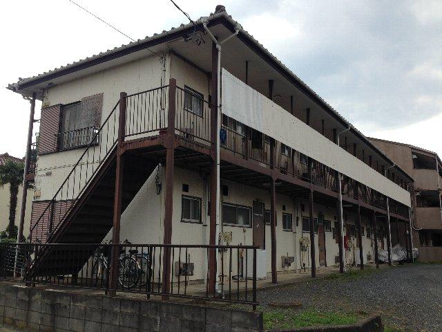 第二秋元荘 102号室の外観
