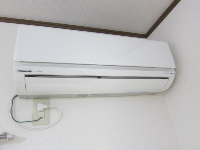 サンコーポヤマブン 201号室の設備
