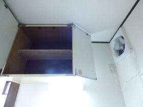 ヴェール ヴィオレ 0102号室の収納