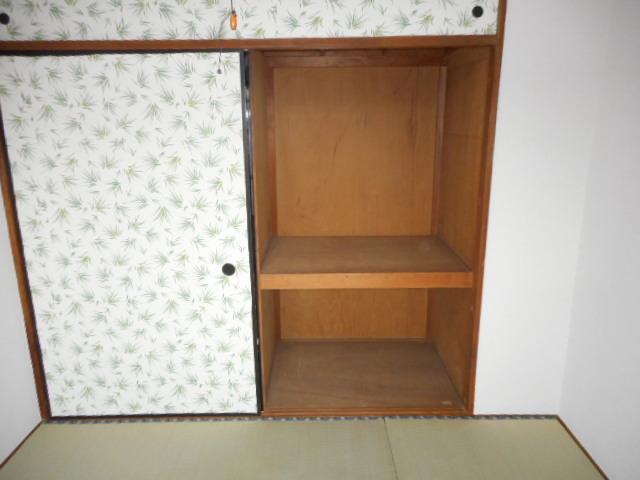 鎌ヶ谷グリーンハイツ23号棟 410号室の収納