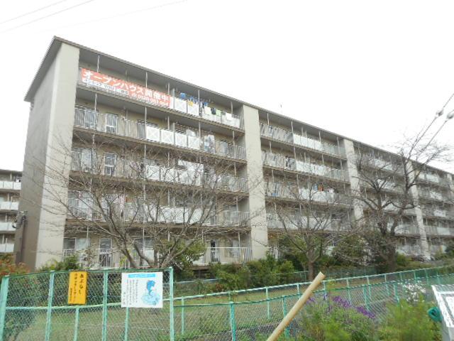 鎌ヶ谷グリーンハイツ23号棟 410号室の外観