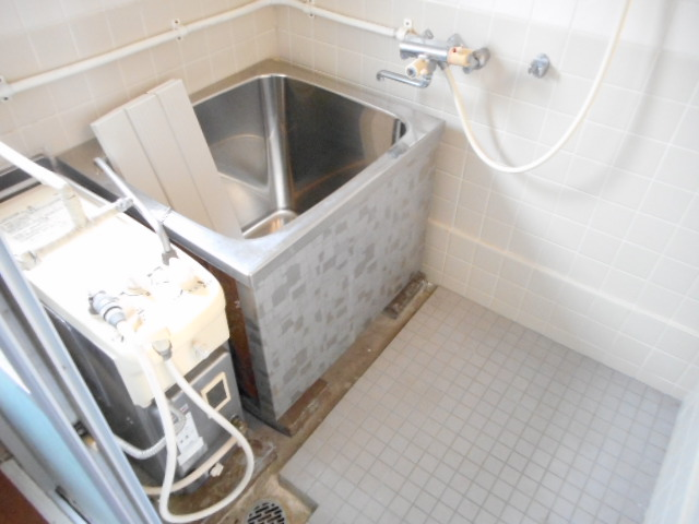 鎌ヶ谷グリーンハイツ23号棟 410号室の風呂
