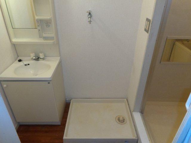 エルモリカワ 00102号室のキッチン