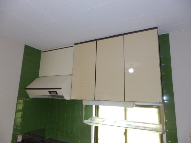 ヴィラージュ平瀬3号棟 301号室のキッチン