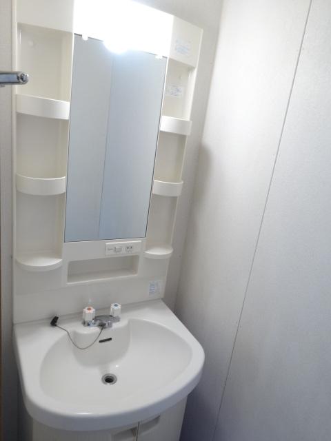パークサンライズBの洗面所