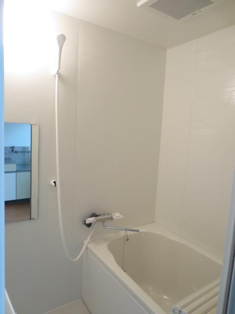 ハイムレジデンス奥沢 203号室の風呂