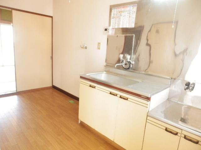 コーポ佐久間 101号室のキッチン