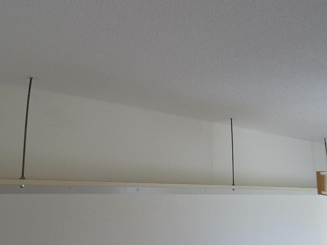 ビラ三秀植田 201号室の収納