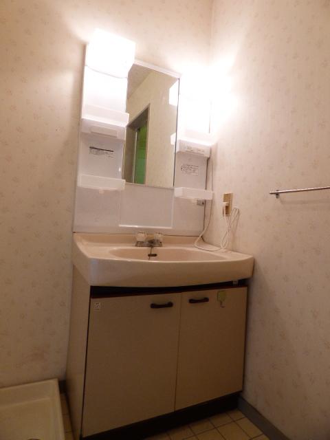 パールハイツ吉野B棟 201号室の洗面所