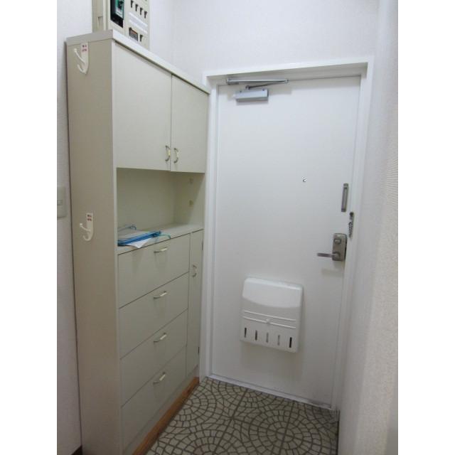 ヴィラージュ平瀬3号棟 302号室の洗面所
