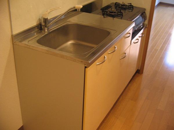スパツィアーレ三軒茶屋 403号室のキッチン