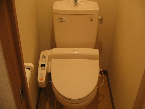 スパツィアーレ三軒茶屋 403号室のトイレ