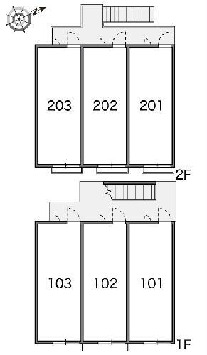 レオパレスフォレスト彩 202号室のその他