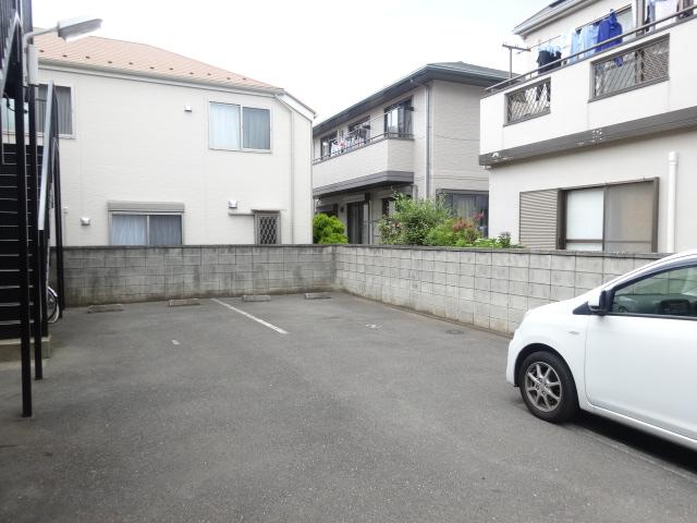 コーポミユキ 202号室の駐車場