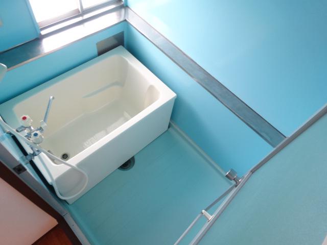 コーポミユキ 202号室の風呂