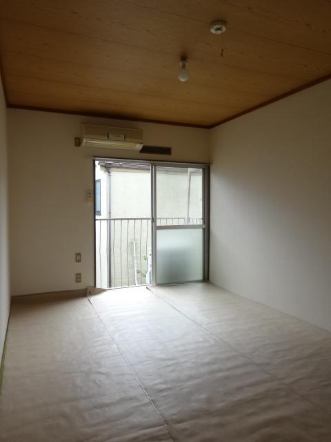 コーポミユキ 202号室のリビング