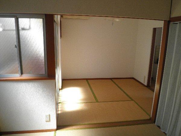 フォーブル玉堤 204号室のベッドルーム