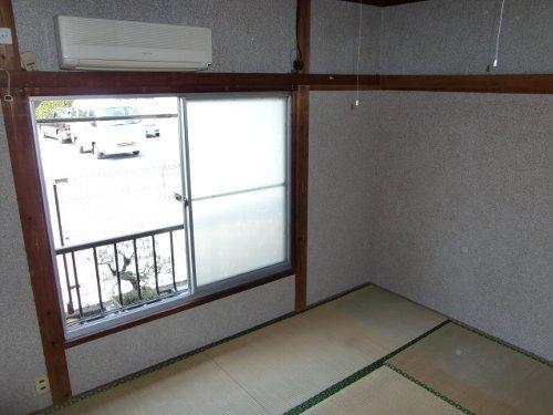 藤コーポ 201号室の居室