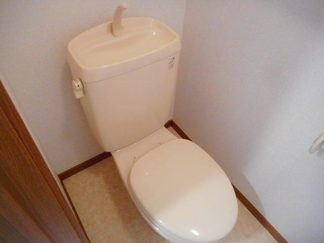 I・Field B 01020号室のトイレ