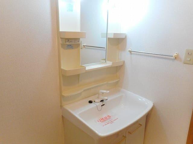I・Field B 01020号室の洗面所