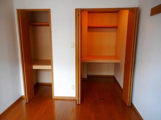 I・Field B 01020号室の収納